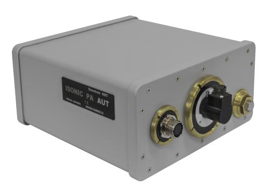 ISONIC PA AUT | Super Powerful Platform for AUT Systems Combining